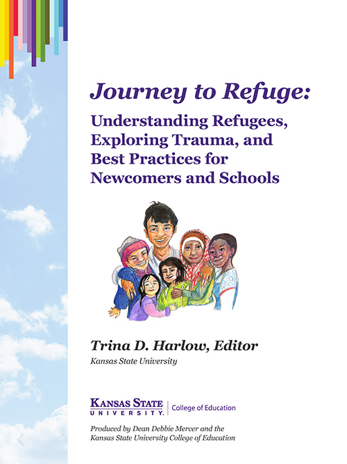 Journey to Refuge book title page