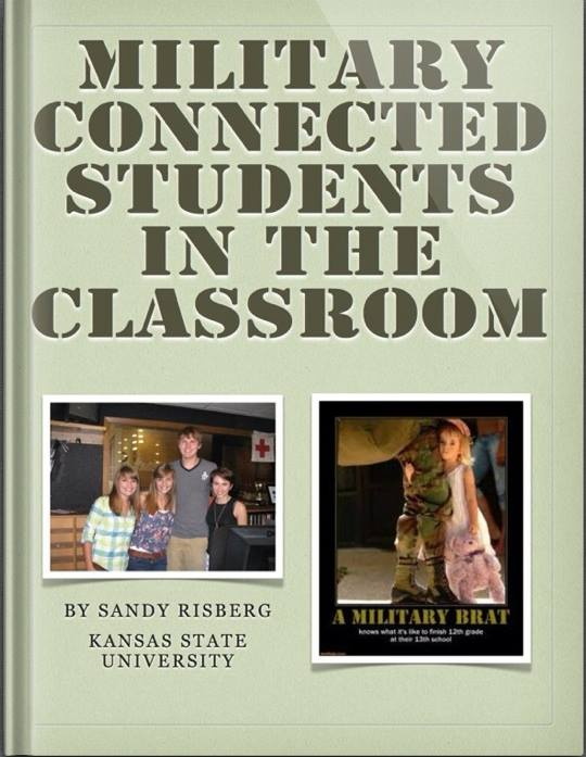 Military Connected Students in the Classroom book cover