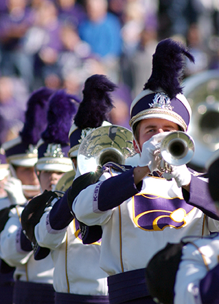 KSU Marching Band photo