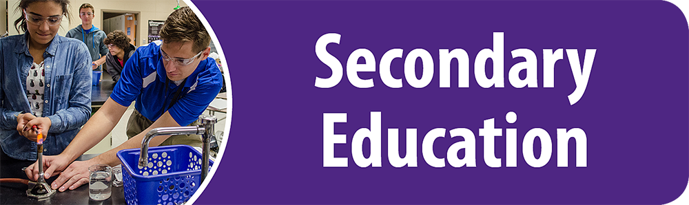 secondary education field experiences